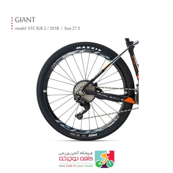دوچرخه کوهستان جاینت مدل ایکس تی سی اس ال آر 2 Giant XTC SLR 2 / 2018